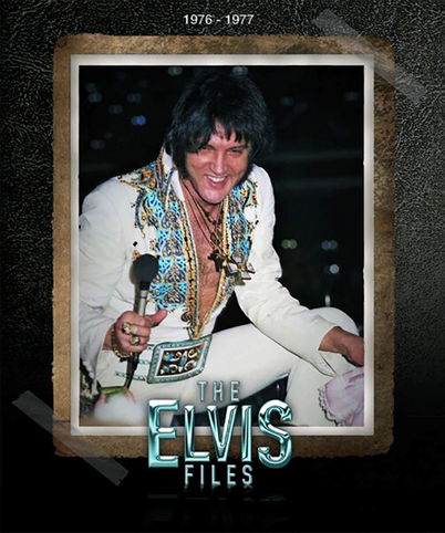 KJ Consulting: The Elvis Files book Vol.8 1976-1977 (2016)