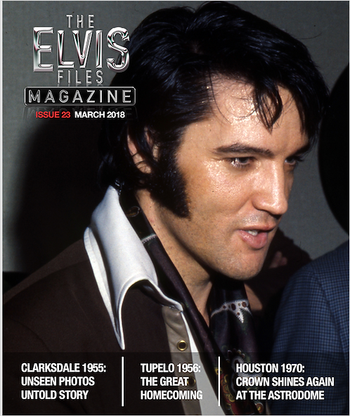 The Elvis Files magazine issue 23
