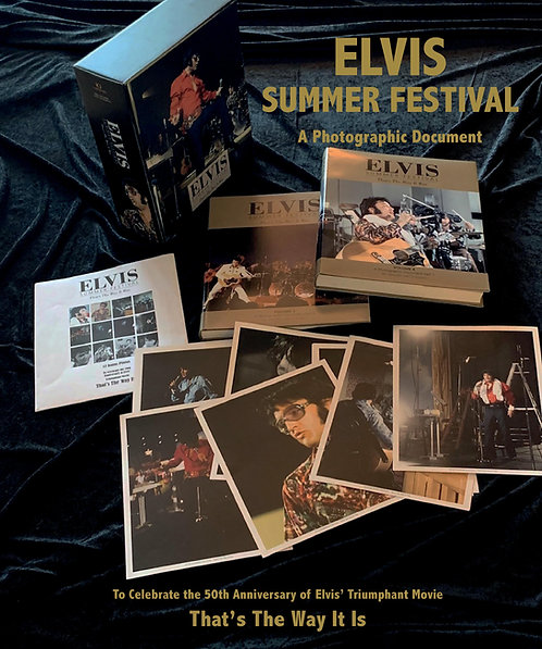 Elvis Summer Festival That's The Way It Was - 1970 Vol.4+5