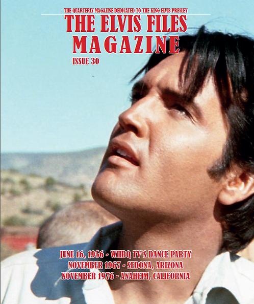The Elvis Files magazine issue 30