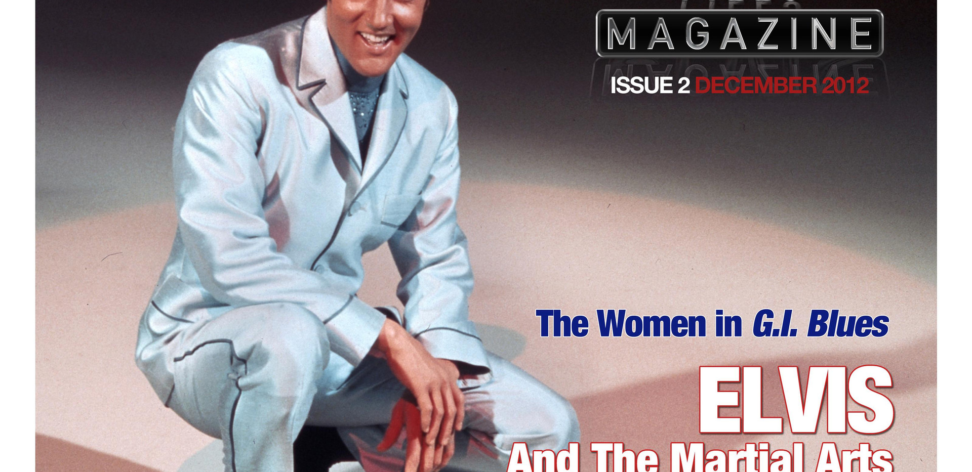 The Elvis Files magazine issue #2 (1)