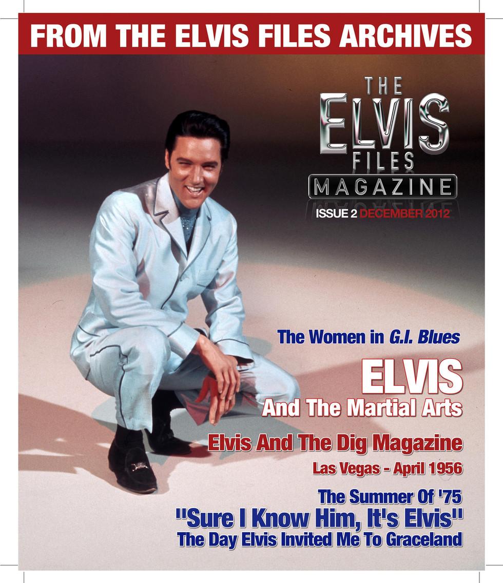 TEF magazine issue #2