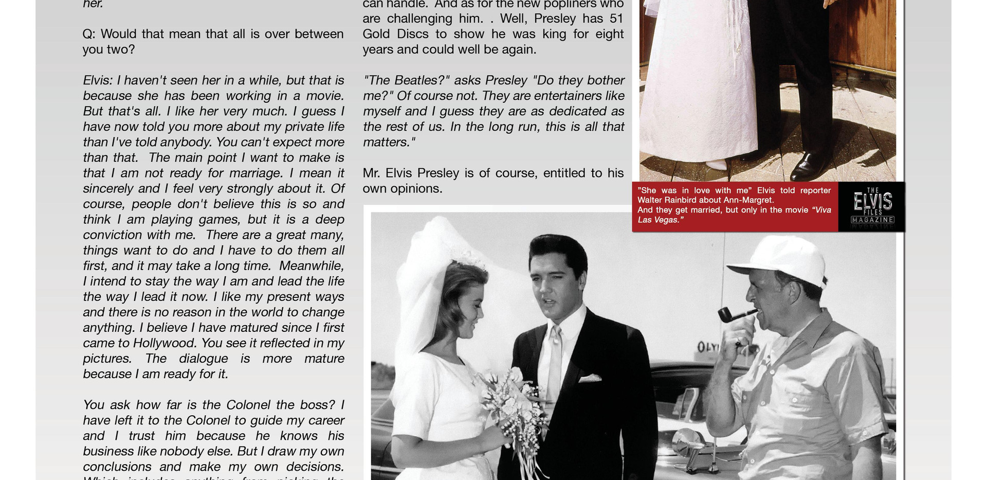 The Elvis Files magazine issue #2 (13)