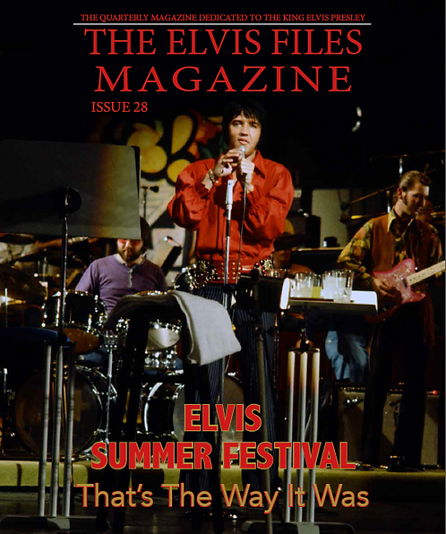The Elvis Files magazine issue 28