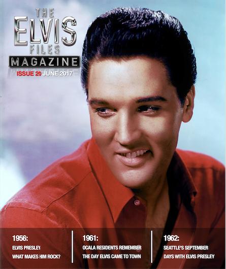 The Elvis Files magazine issue 20