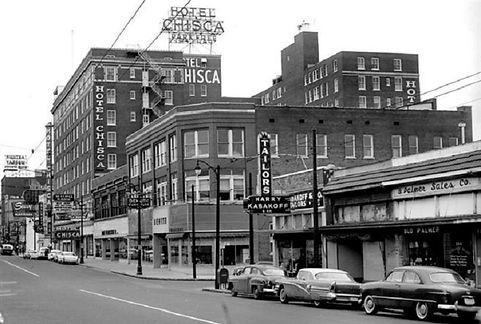 Hotel Chisca Memphis, Tn.
