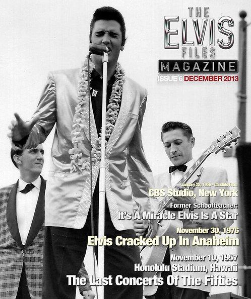 The Elvis Files magazine issue 06