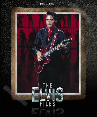 KJ Consulting: The Elvis Files book Vol.4 1966-1968 (2011)