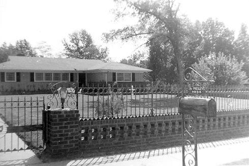 September '56. 1034 Audubon Drive.