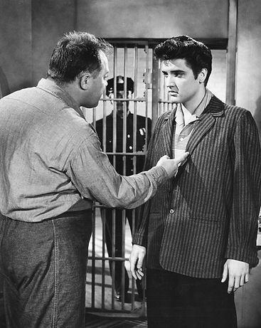 #3 - Jailhouse Rock scene still Cell Block May 15-20, 1957.