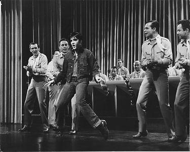#2 - Loving You 1957. Got A Lot A Livin' To Do. Final scene.