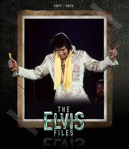 KJ Consulting: The Elvis Files book Vol.6 1971-1973 (2013)