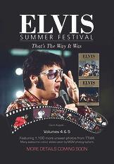 Elvis Summer Festival TTWII Vol.4&5 1970