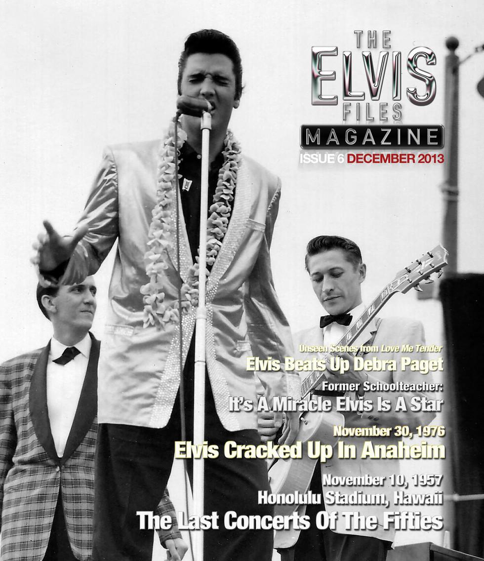 TEF magazine issue #6