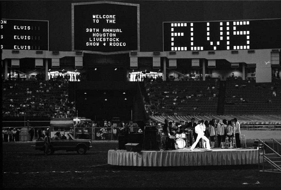 Houston Astrodome February-March 1970 (9