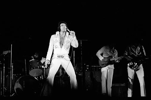 June 22, 1973 Nassau Coliseum, New York, NY. photographed by Yngvar Holm.
