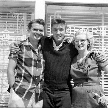 September 23, 1956. Memphis Recording St