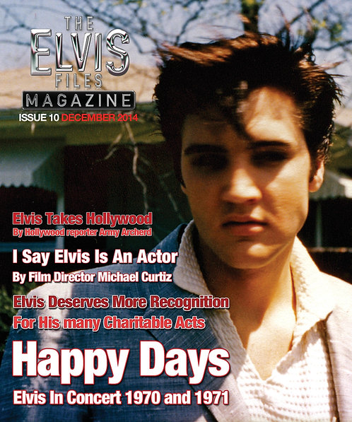 The Elvis Files magazine issue 10