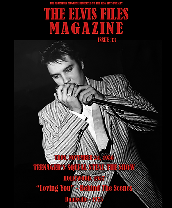 The Elvis Files magazine issue 33
