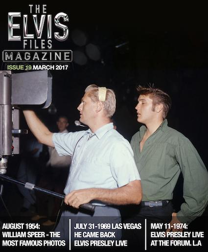 The Elvis Files magazine issue 19