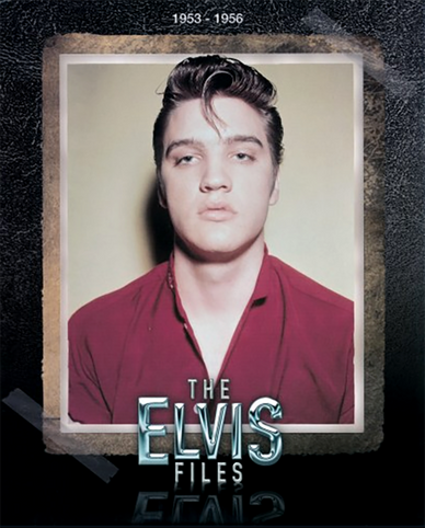 KJ Consulting: The Elvis Files book Vol.1 1953-1956 (2013)