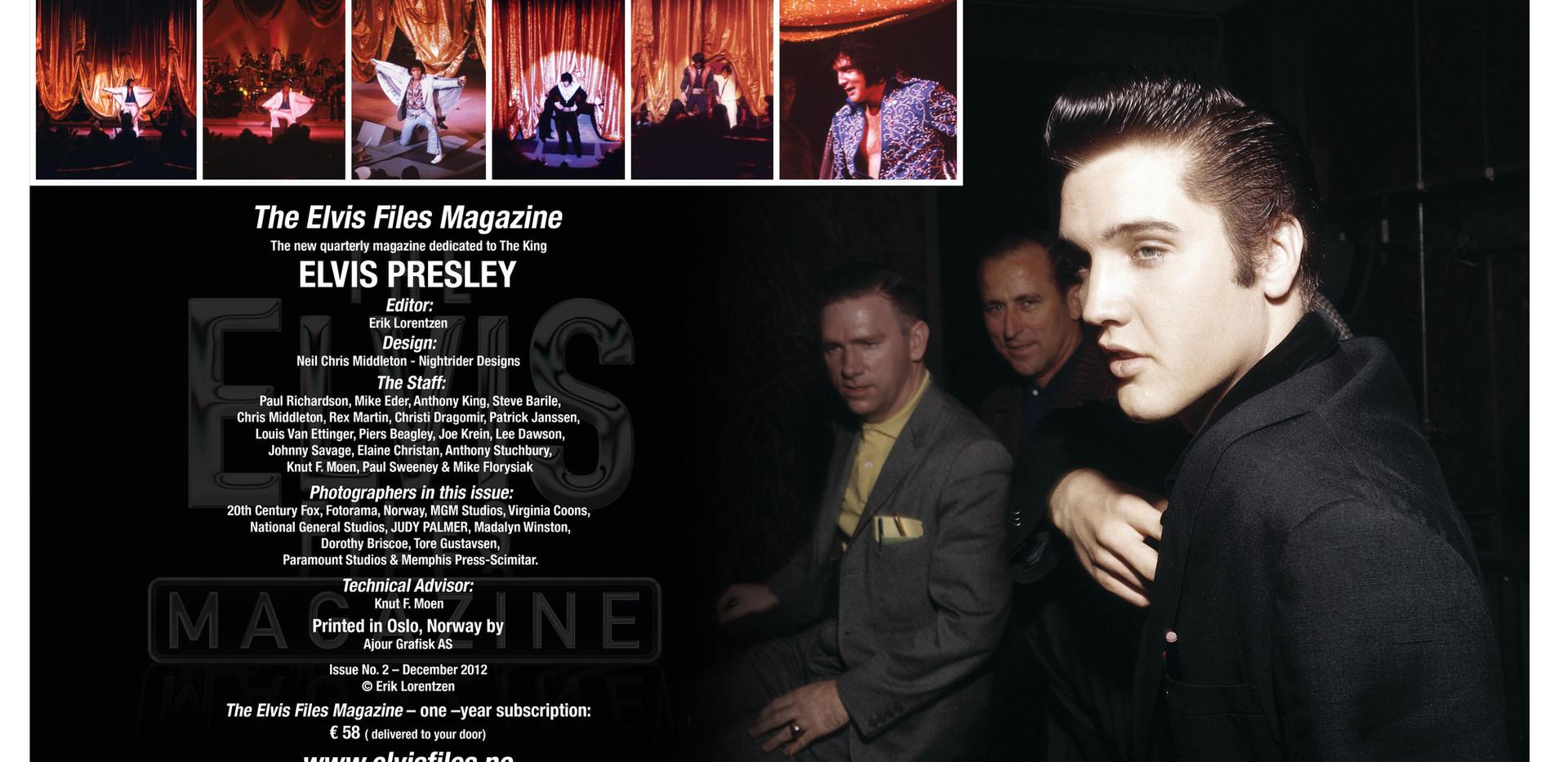The Elvis Files magazine issue #2 (4)