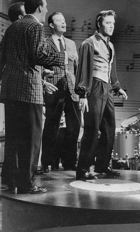 January 6, 1957 TV show.