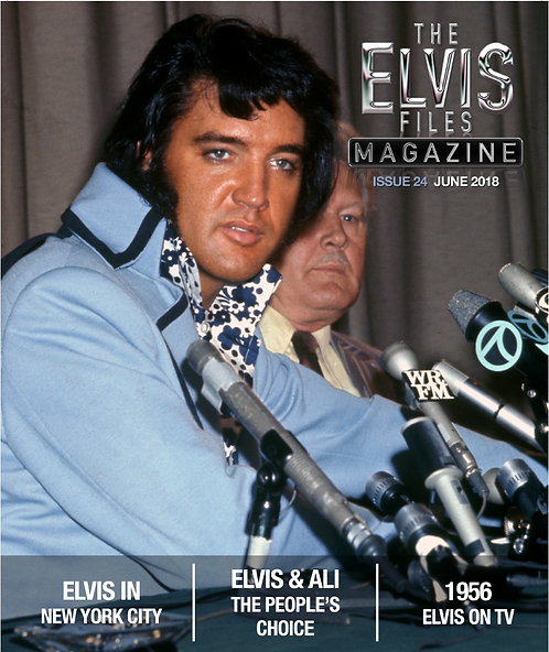 The Elvis Files magazine issue 24