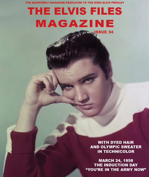 The Elvis Files magazine issue 34