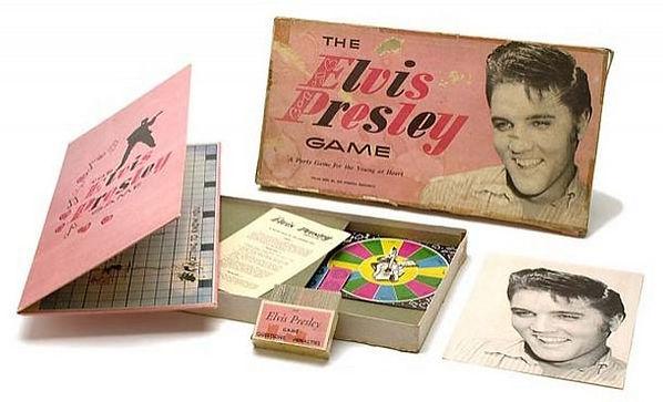 April 5, 1957. Philadelphia Elvis game-1