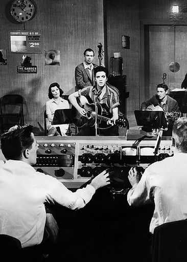 #3 - Jailhouse Rock scene still Don't Leave Me Now May 27, 1957.