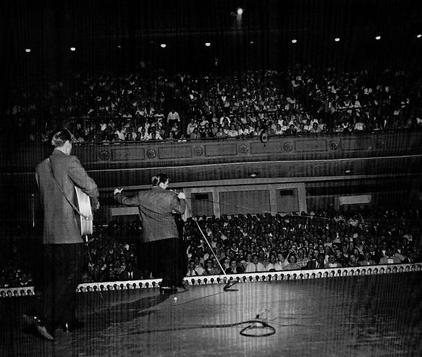Ellis Auditorium, Memphis, Tn., May 15,