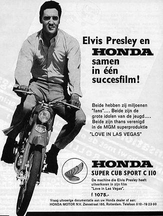 Honda Super Cub Sport C110 - Viva Las Ve