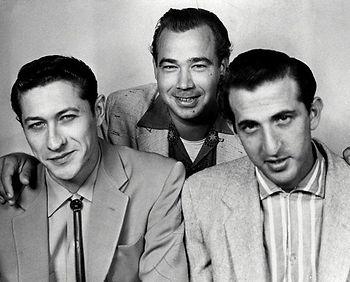 Scotty, Bill & Dominic Jailhouse Rock 1957
