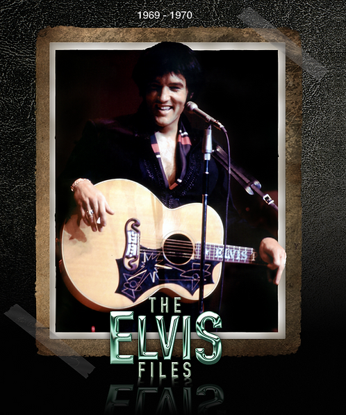 The Elvis Files book Vol.5 1969-1970