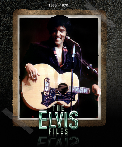 KJ Consulting: The Elvis Files book Vol.5 1969-1970 (2012)