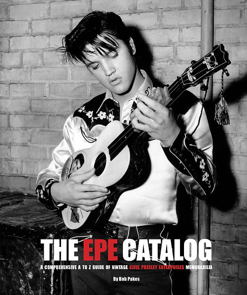 THE EPE CATALOG By Bob Pakes