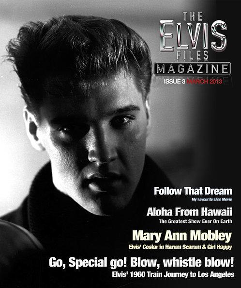 The Elvis Files magazine issue 03