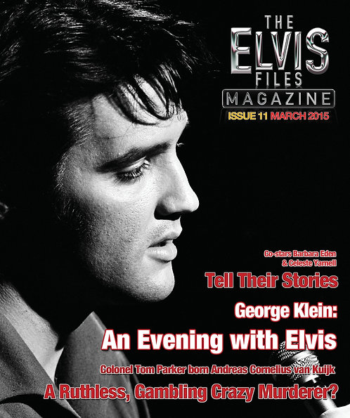 The Elvis Files magazine issue 11