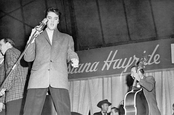 December 15,1956. Shreveport, Louisiana.