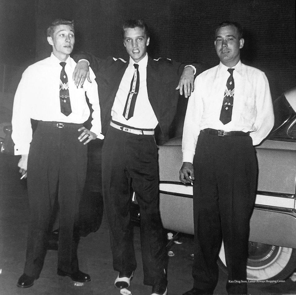 Katz drug store on Lamar. September 9, 1954. Photographed by fan Opal Walker..jpg