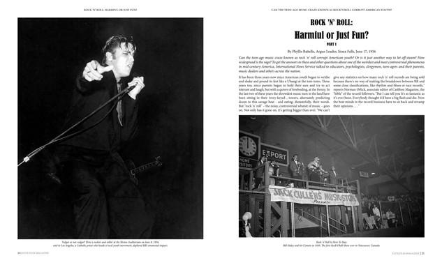 The Elvis Files magazine 33 page 20 - 31