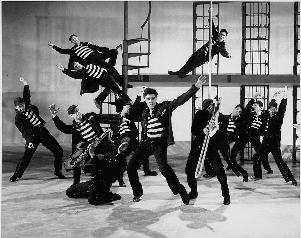 Jailhouse Rock scene still 1957