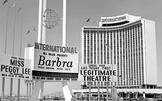 1969 July marquee International B. Strei
