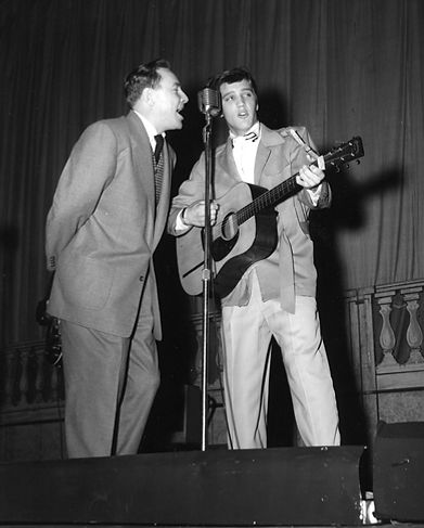 Ellis Auditorium North Hall February 6, 1955.