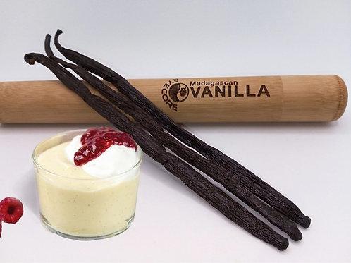 3 Gourmet Vanilla Pods/Beans