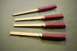 Brass Knives