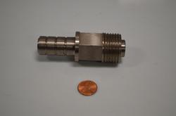 Custom Nozzle Section