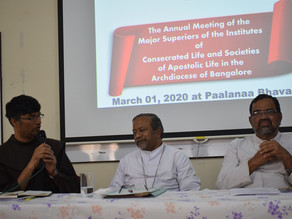 Report of the Annual Meet