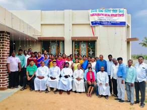 Archbishop Inaugurates, Karuna Mathe Social Service Centre.